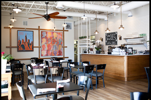 Sweet Basil S Cafe Livingston Nj Restaurant Breakfast