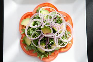 Vegetarian Vegan Menu Sweet Basil S Cafe Livingston Nj